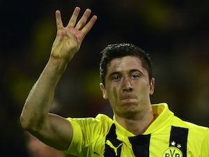 Team News: Lewandowski starts for Dortmund