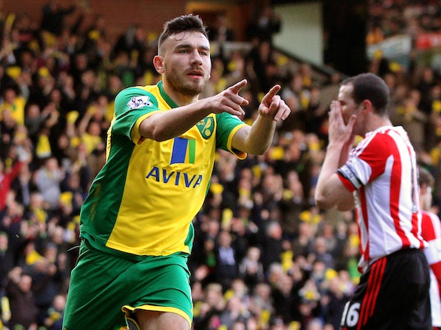 Result: Norwich see off Sunderland