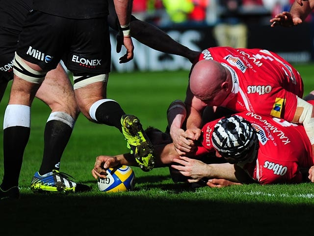 Result: Monahan hat-trick leads Gloucester to win