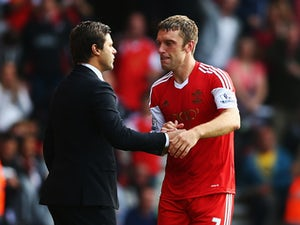 Lambert tips Pochettino for England job