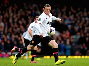 Giggs confirms Rooney doubt