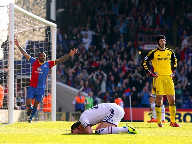 Result: Crystal Palace stun Chelsea