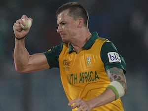Steyn suffering from flu ahead of India match