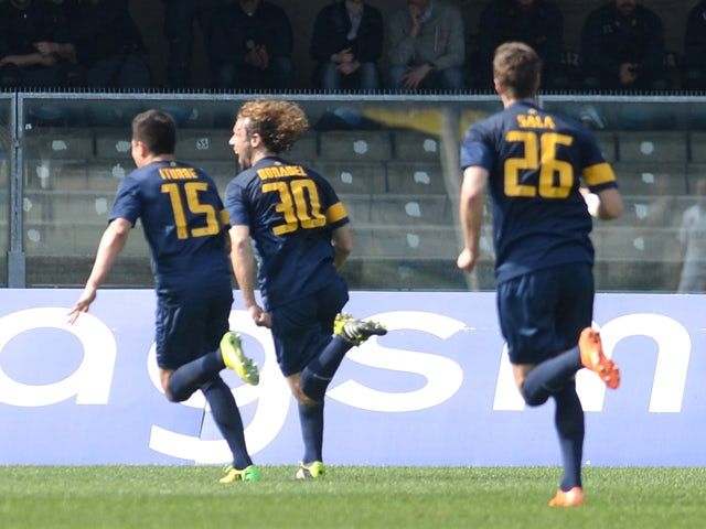 Result: Verona ease past Genoa
