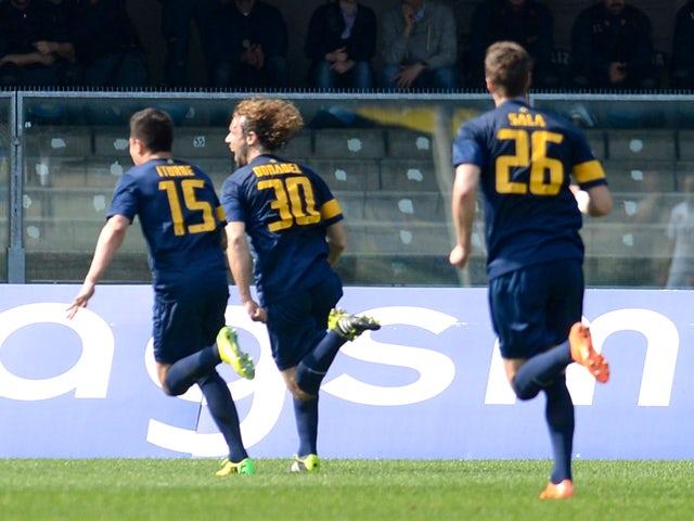 Result: Verona ease past Genoa