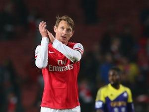 Kallstrom: 'Semi-final win vital for Arsenal'