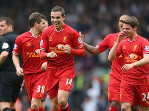 Henderson: 'We can't get carried away'