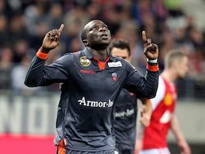Late Aboubakar strike hands Lorient win