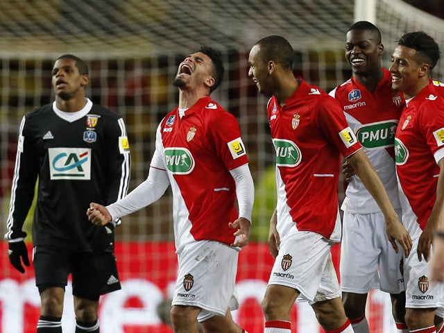 Result: Monaco cruise into last four