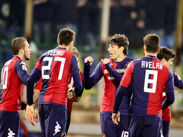 Result: Cagliari edge past Verona