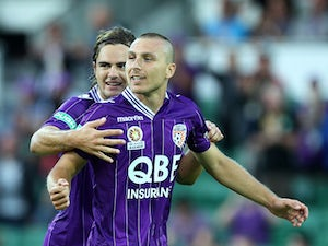 Late double sees Perth beat Newcastle