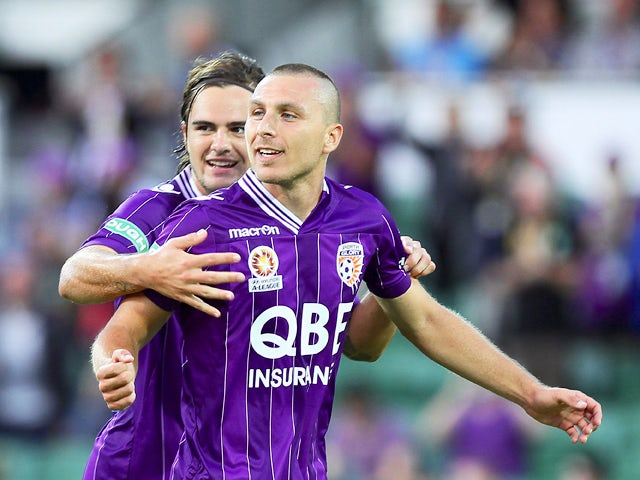 Result: Perth win against Central Coast