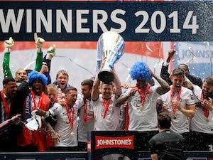 Peterborough win Football League Trophy