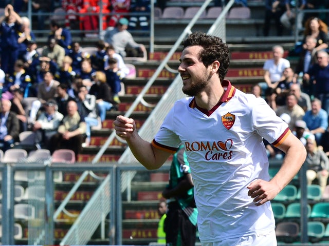 Result: Roma squeeze past Sassuolo
