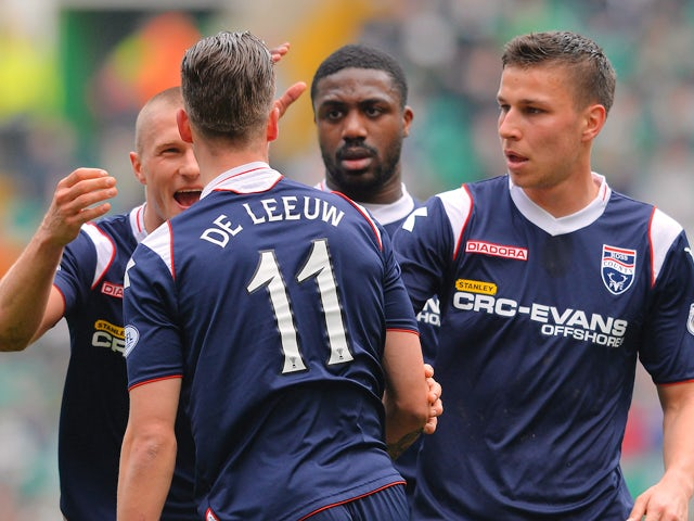 Result: Ross County see off Hibernian