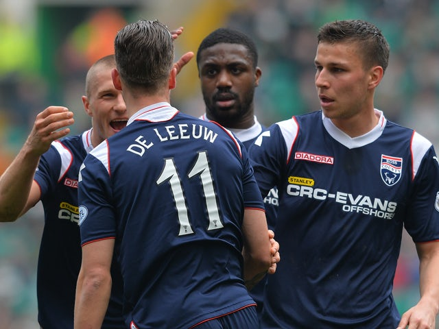 Steven Ferguson focussed solely on Ross County survival fight