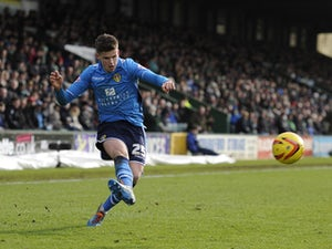 Half-Time Report: Sam Byram sends Leeds in level