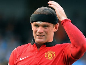 Team News: Rooney absent for United