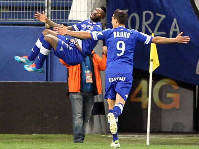 Result: Quevilly knock Bastia out of Coupe de France