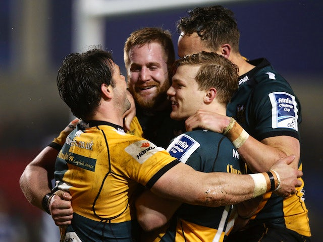 Result: Saints beat Quins to reach final