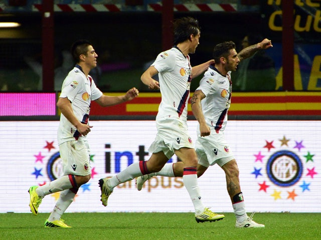 Result: Inter held by Bologna