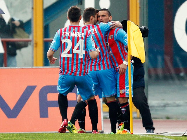Result: Torino fightback stuns Catania