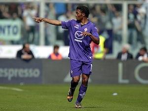 Fiorentina hoping to keep Cuadrado