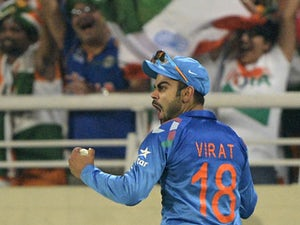 India's spinners win T20 opener