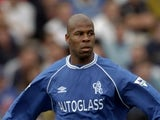 Michael Duberry in action for Chelsea on May 16, 1999.