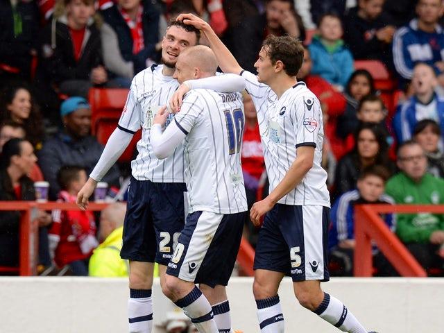Result: Millwall snatch last-gasp equaliser