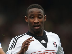 Fulham lead Bristol City 4-0 at half time