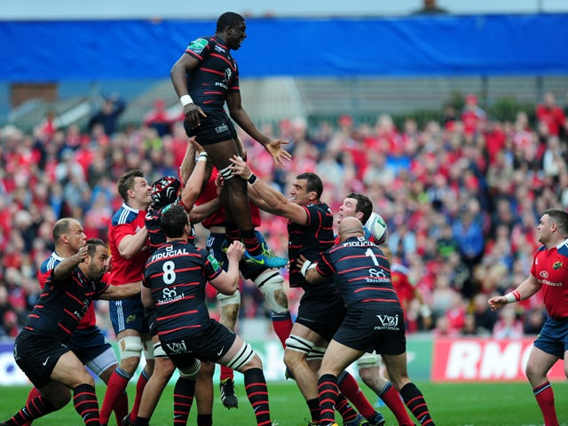Result: Munster reach Heineken Cup semi-finals