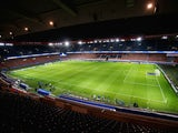 A general view of the stadium prior to the UEFA Champions League Group C match between Paris Saint Germain and RSC Anderlecht at Parc des Princes on November 5, 2013