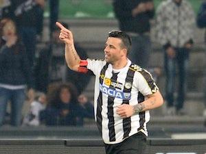 Coppa Italia roundup: Lazio, Udinese cruise through