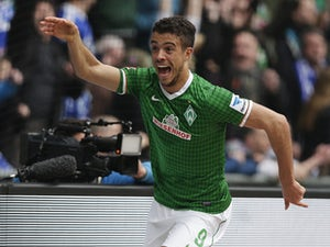 Result: Di Santo fires Werder to victory