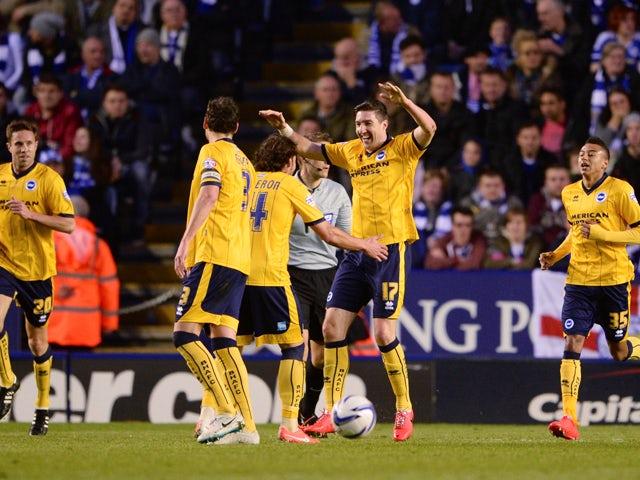 Result: Brighton end Leicester's unbeaten run