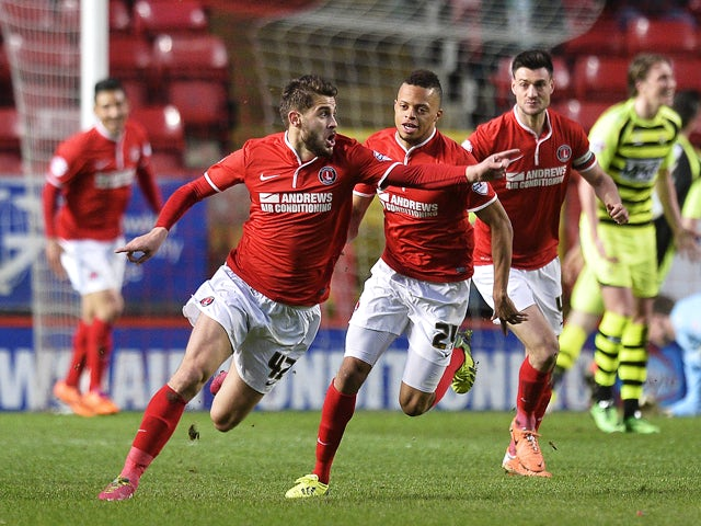 Result: Charlton edge vital relegation contest