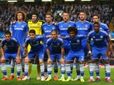 Chelsea team to face PSG in the Champions League quarter-finals on April 8, 2014