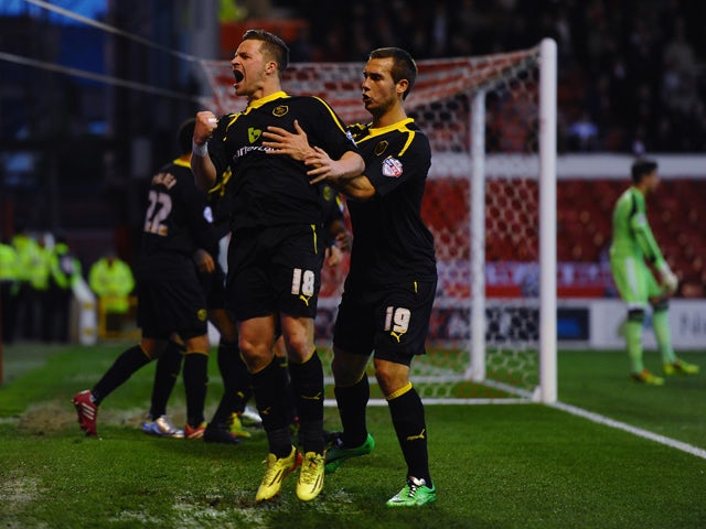 Result: Forest winless run continues