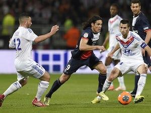 Lyon defeat leaders PSG