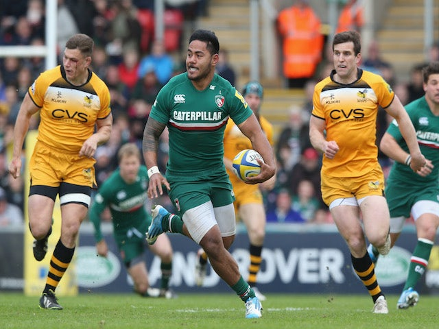 Result: Leicester too strong for Wasps
