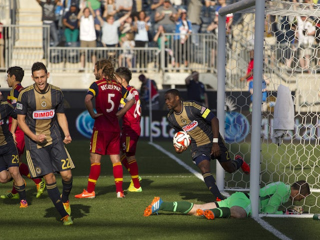 Result: Late Edu header earns Union point