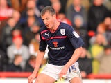 Paul Connolly of Preston attacks during the npower League One match between Brentford and Preston North End at Griffin Park on March 16, 2013