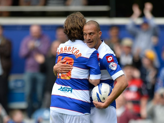 Result: Late goals give QPR emphatic win