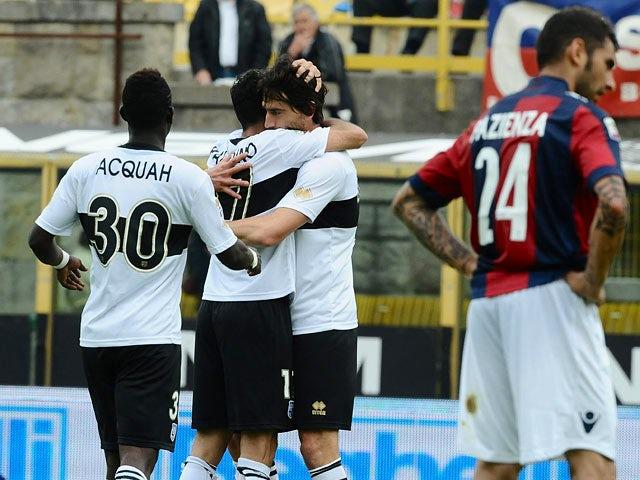 Result: Bologna ease relegation woes