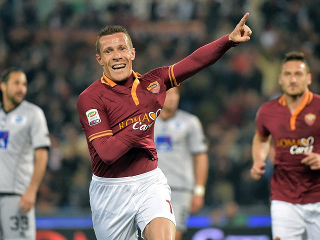 Result: Roma cut gap on Juventus to five points