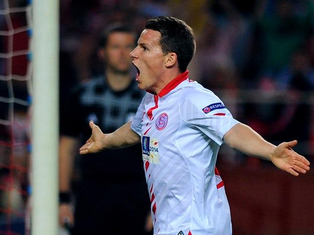 Result: Sevilla cruise into quarter-finals