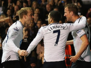 Team News: Kane continues in attack for Spurs