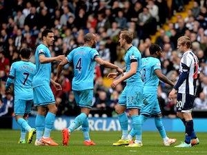 Spurs snatch late draw