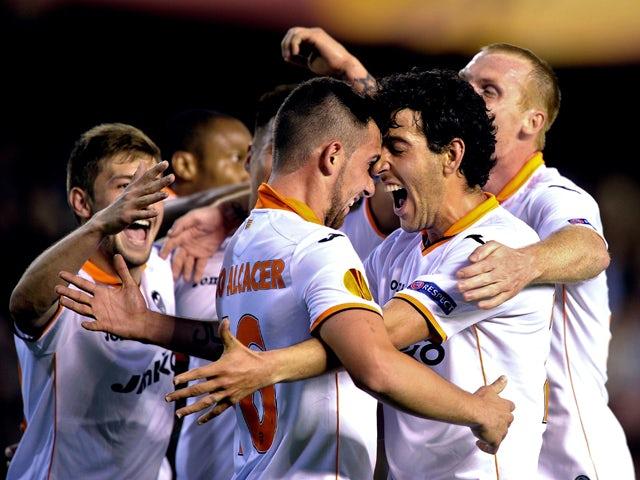 Result: Valencia thrash Basel